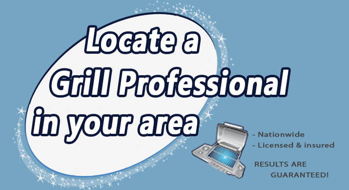 Locate a Grill Professional