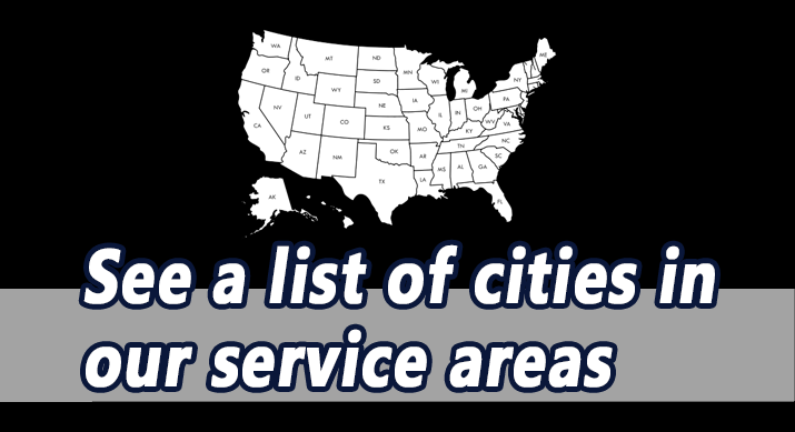 Cities Served