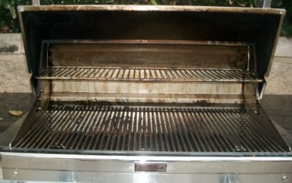 sparkle grill cleaning bbq grill cleaning and repair experts. Black Bedroom Furniture Sets. Home Design Ideas